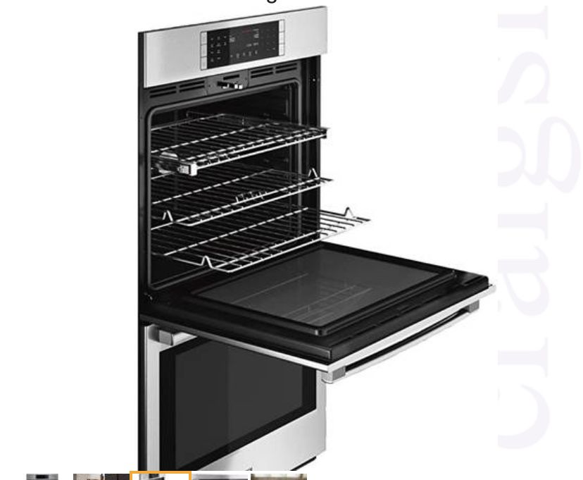New in box Bosch 800 Series Convection Double Wall Oven Year Warranty