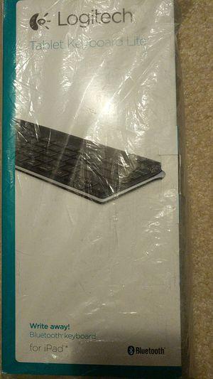 New Logitech tablet keyboard for ipad for Sale in Bellevue, WA