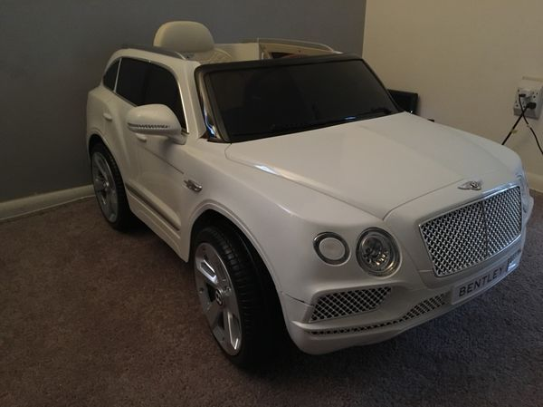 Brand new Bentley truck (white) (Baby & Kids) in Rosedale, MD - OfferUp