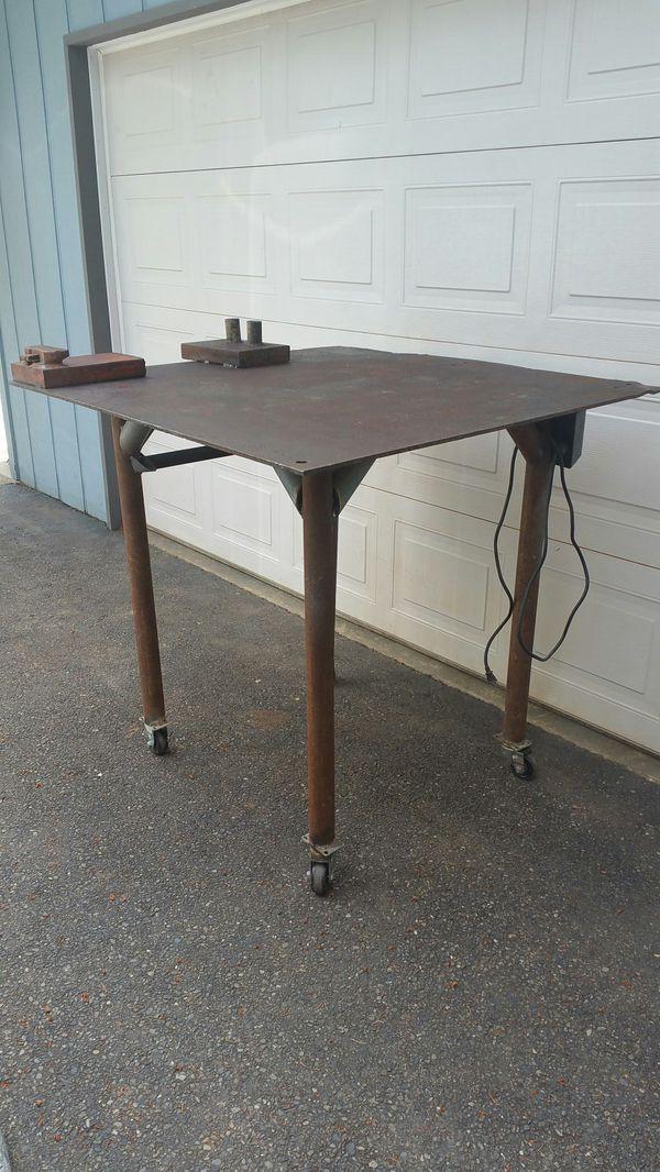 Welding Table For Sale >> Welding Table For Sale In Gig Harbor Wa Offerup