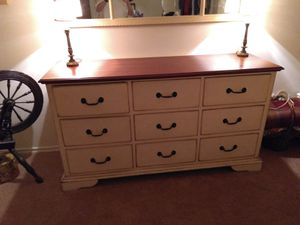 Triple Dresser for Sale in Frederick, MD