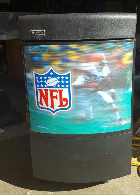 Maytag Skybox Nfl Light Up Mini Fridge For Sale In New