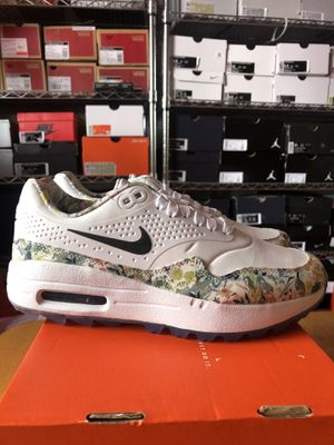Photo Brand new Nike air max 1 g golf nrg White floral golf shoes cleats women's 7, men's 5.5