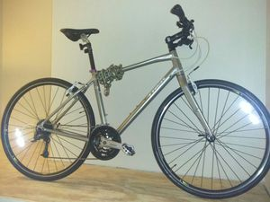 Trek platinum 7.4 19 inch 55.3cm bicycle for Sale in Washington, DC