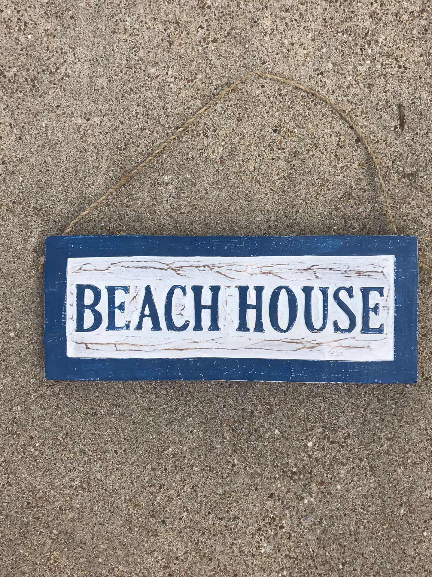 Decor set - beach theme