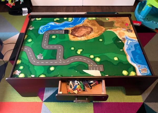 Imaginarium Train Table w/ Train + Tracks (Games & Toys) in Phoenix ...