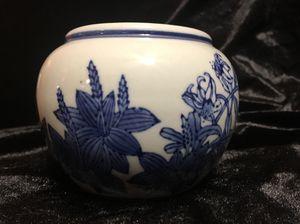 Vintage Japanese porcelain vase for Sale in Greenville, SC