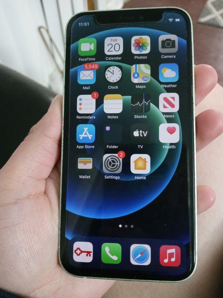 Iphone 12 Mini /Green