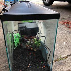 Fish Tank Glass  30 Inches W   19 Inches  Long  1 Feet Deep  Thumbnail