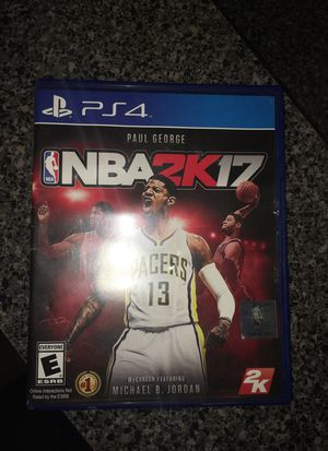 PS4 NBA 2K17 For SALE!!! for Sale in Silver Spring, MD