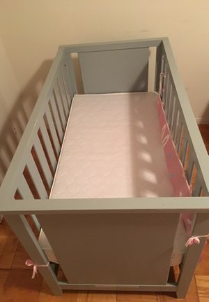 awesomr baby crib and mattress for Sale in Alexandria, VA