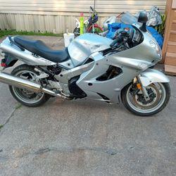 Kawasaki ninja. Zzr 1200 Thumbnail