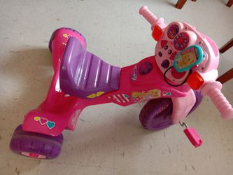 Toy bicycle for children Thumbnail
