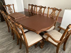 Excellent New And Used Dining Table For Sale In Visalia Ca Offerup Theyellowbook Wood Chair Design Ideas Theyellowbookinfo