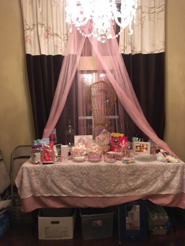 Awesome Baby Shower Birthday Party Decorations Candy Bar For Sale In Ontarioville Il Offerup Complete Home Design Collection Epsylindsey Bellcom