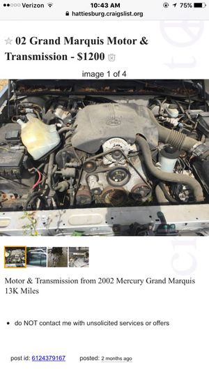 New And Used Auto Parts For Sale In Hattiesburg Ms Offerup