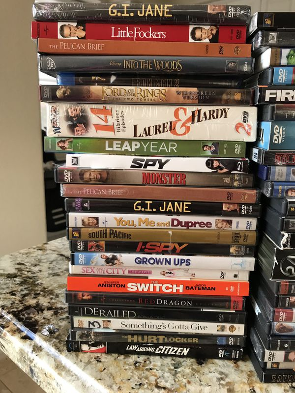 New and Used Dvd for Sale in Vista, CA - OfferUp