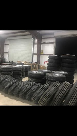 Trailer Tire and Wheel Specials for Sale in Houston, TX