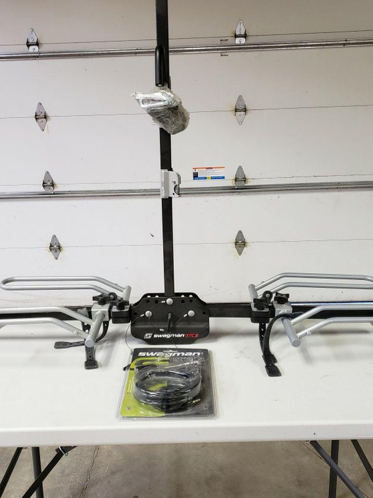Swagman XTC 2 Folding Bike Rack