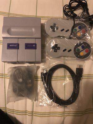Super Nintendo console for Sale in Denver, CO