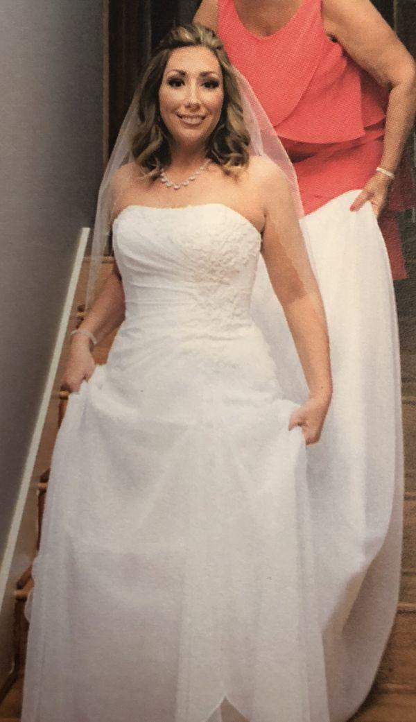Wedding Dress for Sale in Marietta, GA - OfferUp
