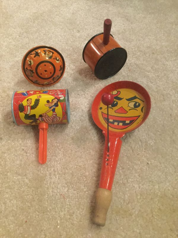 vintage halloween noisemakers for sale in columbus oh offerup
