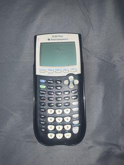 Ti-84 calculator  Thumbnail