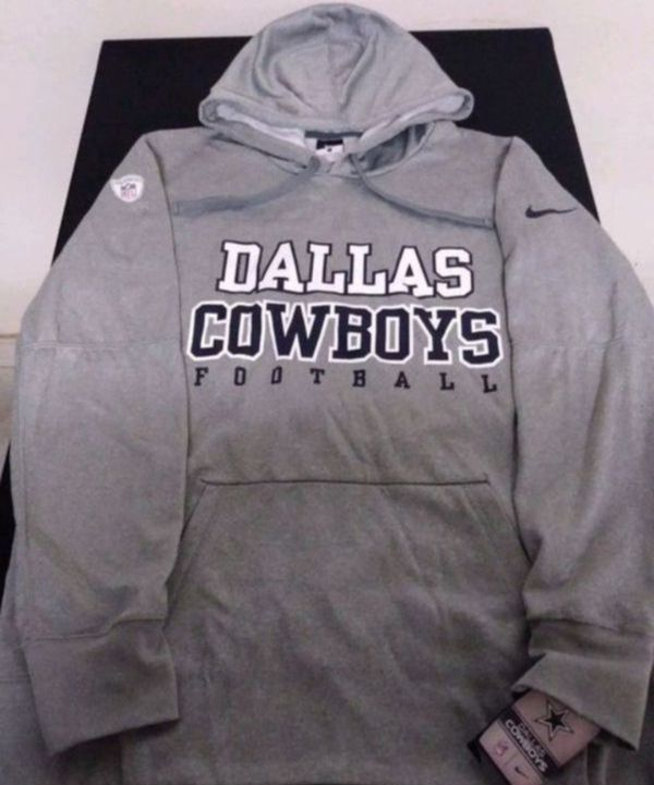 new style 38b05 8df59 BRAND NEW AUTHENTIC NIKE DALLAS COWBOYS HOODIE for Sale in Dallas, TX -  OfferUp