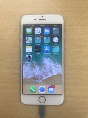 Apple Iphone 6 (Gold) for Sale in Gaithersburg, MD