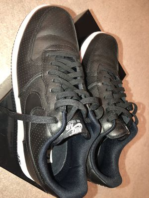 Black Nike Air Force 1 size 10.5 for Sale in Fairfax, VA