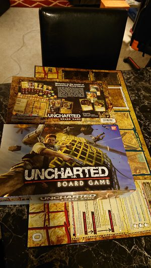 Uncharted board game for Sale in Silver Spring, MD