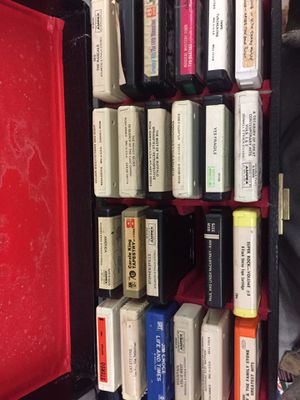 8 Track Tape - Various Artist for Sale in Washington, DC