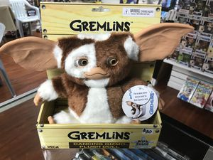 """Gremlins Dancing Gizmo Plush Doll with Sound 6"""" Inch for Sale in La Habra, CA"""