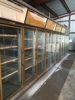 10x30 walk on cooler for Sale in Austin, TX