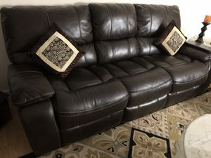 New Leather seat for Sale in Alexandria, VA