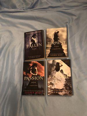 Fallen series by Lauren Kate for Sale in Salt Lake City, UT