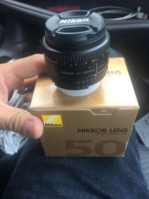 Camera lens for Sale in Bell Gardens, CA