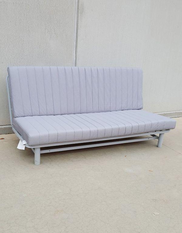 Like New Ikea Nyhamn Sleeper Sofa Futon For Sale In Orange