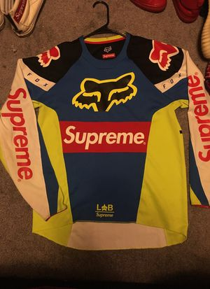 Supreme Fox Moto Racing Jersey - M for Sale in Fort Washington, MD