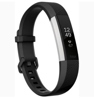 Fitbit Alta HR in Black for Sale in Arlington, VA