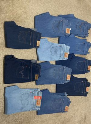 Photo Women's Levi's jeans 👖 size 10 bundle 11 pairs of jeans $100 for all pairs