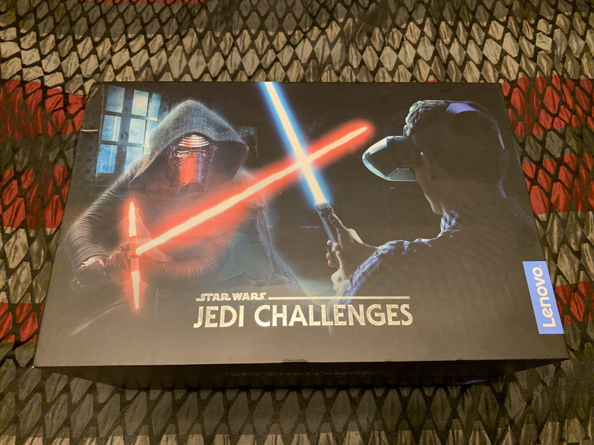 Star Wars Jedi Challenges VR set for iPhone