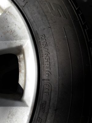 TOYOTA CAMRY WHEELS &TIRES for Sale in Orlando, FL