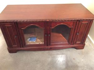 Electronics Cabinet/TV Stand for Sale in St. Louis, MO