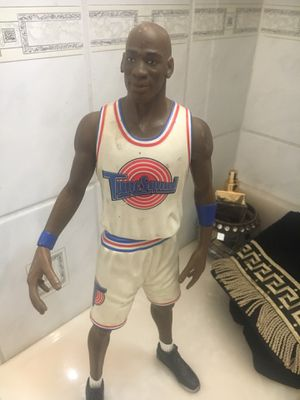 Space jam micheal Jordan action figure for Sale in Los Angeles, CA
