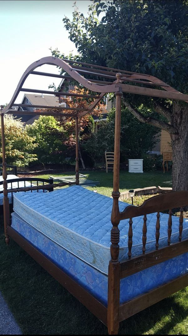 Canopy Bed For Sale In Auburn Wa Offerup