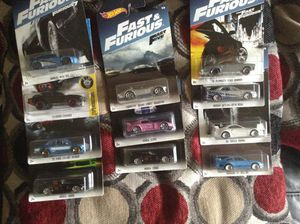 Photo Fast in the furious collection Paul walkers cars are selling quick