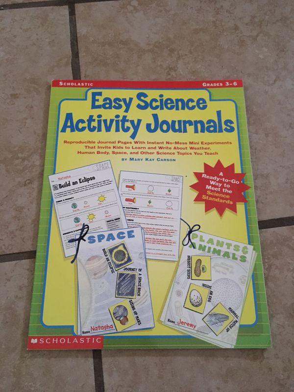 easy science topics