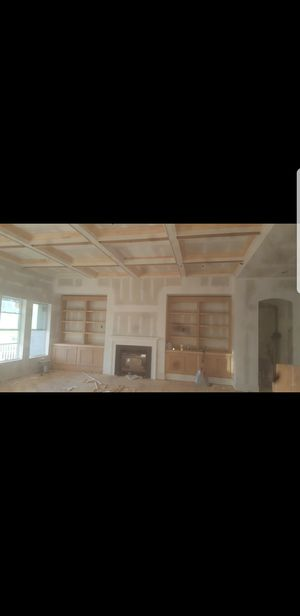I do fine carpentry work with insurance for Sale in Durham, NC