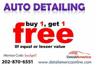 Car Detailing for Sale in Gaithersburg, MD
